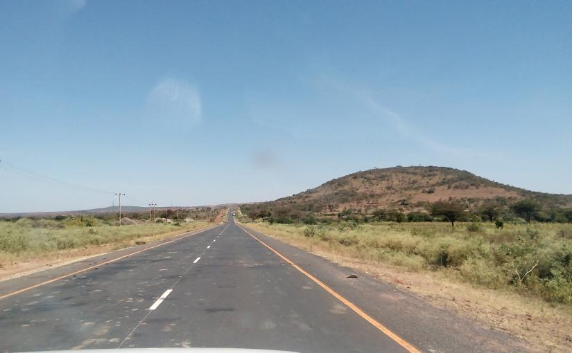 Nairobi to Addis: Day 1 – Night Bus toMoyale