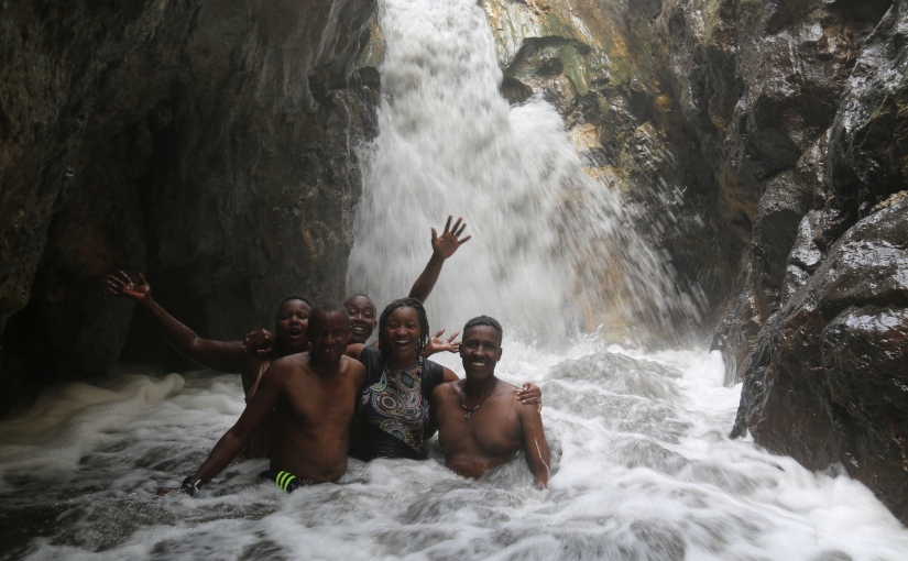 Engare Sero Waterfalls: A Walk in True Paradise