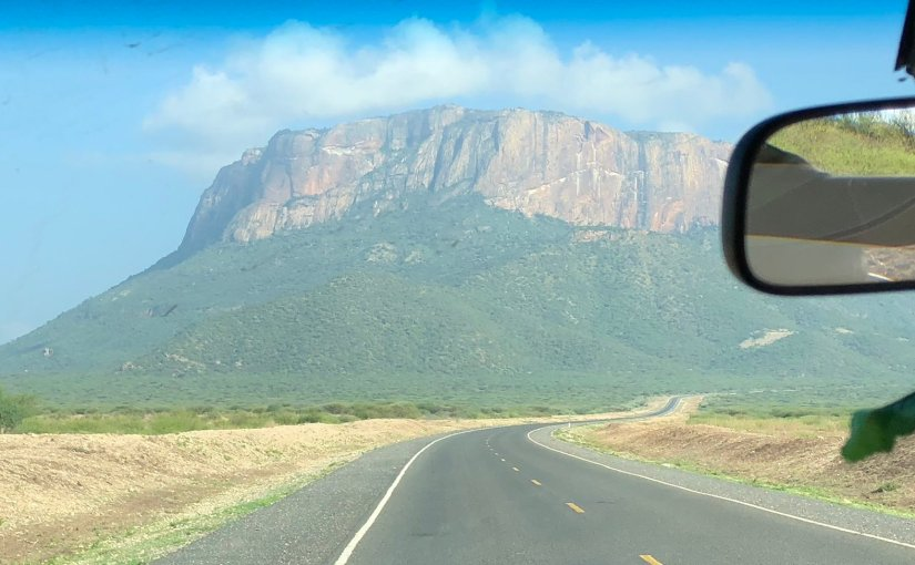 Ololokwe: In the clouds of a perfect mountain
