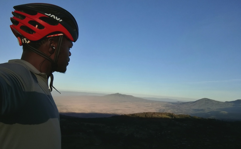 Rakesh Young: Bike-packing to Kenya's Equator and Beyond